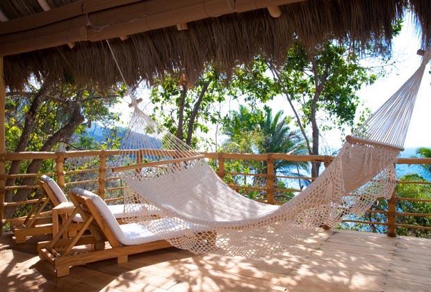 Xinalani - Yoga - Puerto Vallarta - hammock view