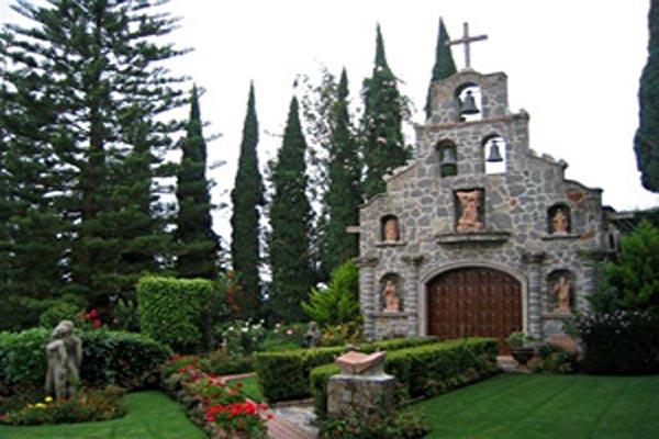 villa del angel ajijic Cathedral