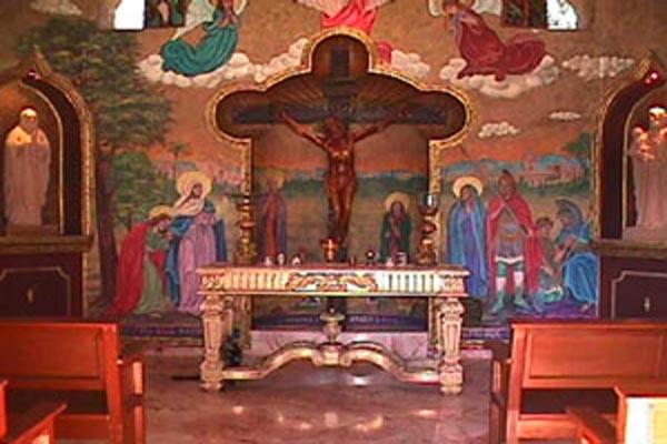 villa del angel ajijic Chapel Personal