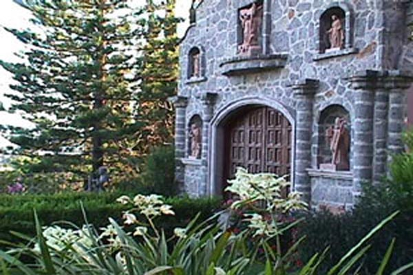 villa del angel ajijic Chapel