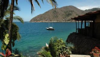 Casa Santa Cruz Oceanfront Palapas, Yelapa, Mexico