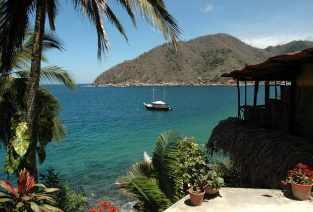 CASA ESTRELLA YELAPA OCEANVIEW PATIO WHALE WATCHING