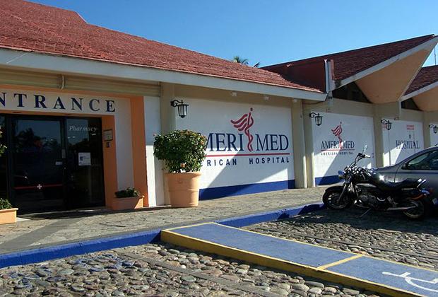 CONDO LANI MARINA DEL REY NUEVO VALLARTA HOSPITAL AMERIMED