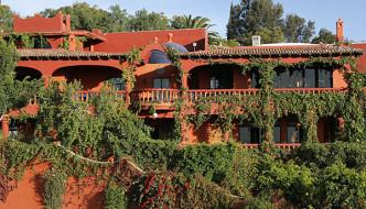 Casa Puesta del Sol, San Miguel de Allende, Guanajuato