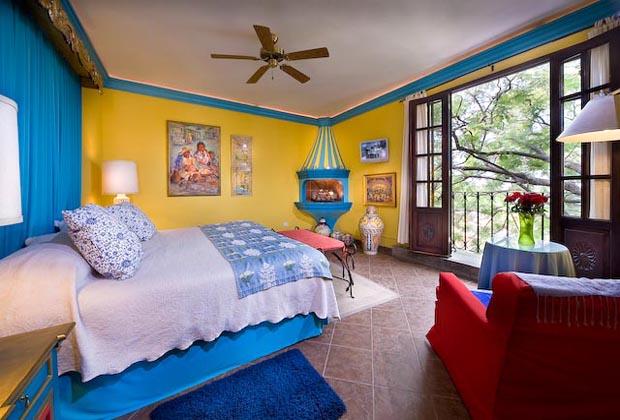 Casa Schuck CIELO Room San Miguel de Allende, Brides