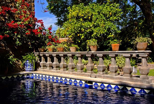 Casa Schuck Historic Colonial Mansion B&B San Miguel Allende