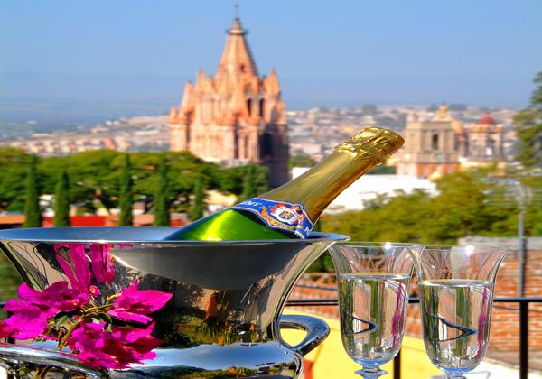 Casa Schuck Romantic Luxury Wedding Destination San Miguel Mexico