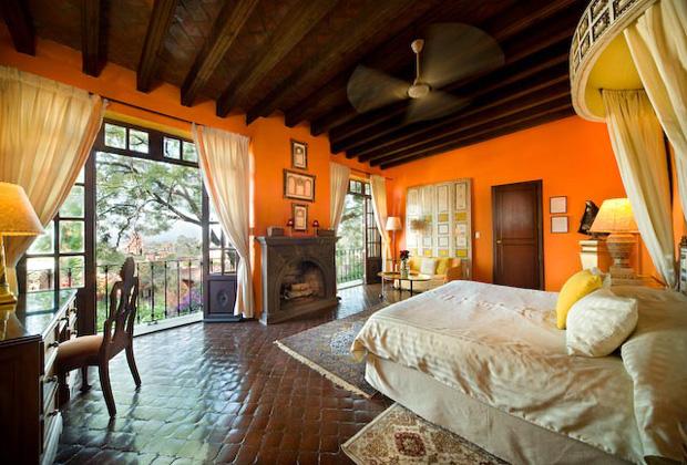 Casa Schuck San Miguel Mexico Romantic Wedding Destination