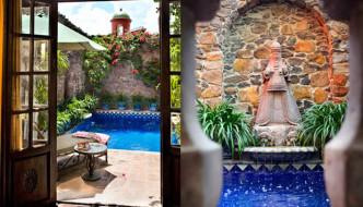 Casa Schuck Boutique Bed & Breakfast, San Miguel de Allende, Guanajuato, Mexico