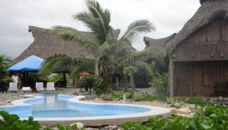 CocoCabañas Beachside Inn, Ecological Hotel & Cabanas, Barra de Navidad, Mexico