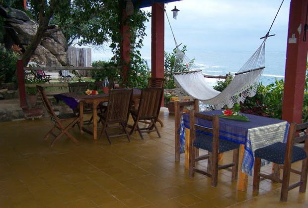 El Jardin B&B Yelapa Mexico Beachfront eco retreat yoga in paradise