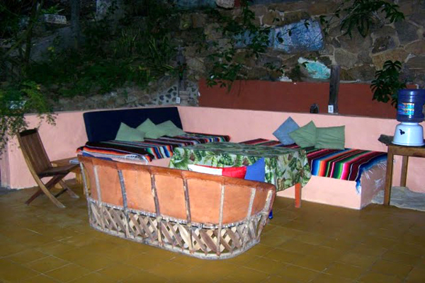 El Jardin B&B Yelapa Mexico Communal Living