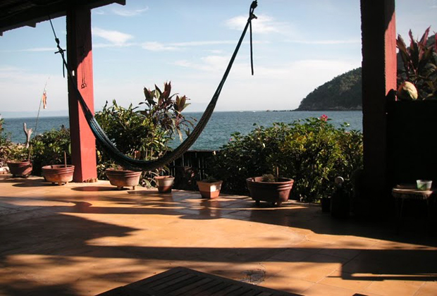 El Jardin B&B Yelapa Mexico Eco Yoga Retreat