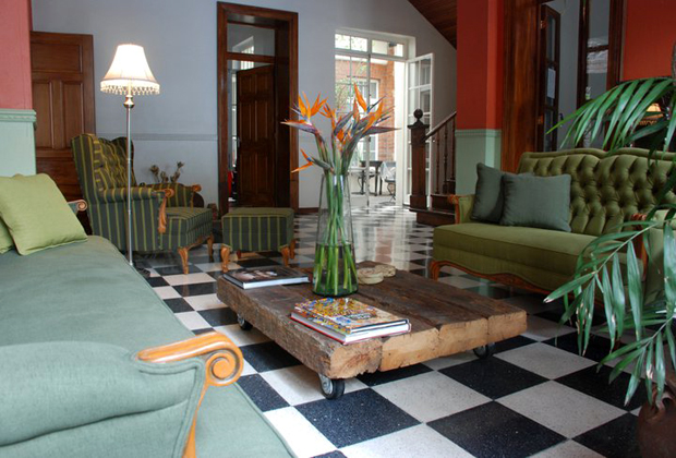 El Patio 77 Eco - B&B - Mexico City - Luxury Upscale Minimimalist Decor