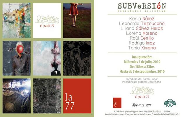Gallery La 77 Eco - B&B - Mexico el City - near Reforma Museums