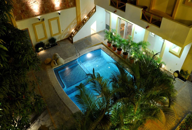 Hacienda Alemana Adult Business Hotel Puerto Vallarta Pool View