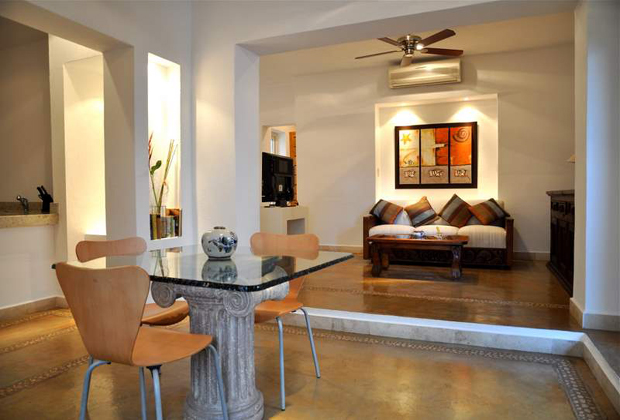 Hacienda Alemana Romantic Adult Hotel Puerto Vallarta Spacious Lifestyle