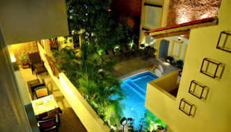 Hacienda Alemana Romantic Adult Hotel Romantic Zone Outdoor Pool