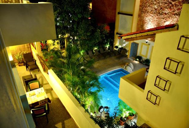 Hacienda Alemana Romantic Adult Hotel Romantic Zone Outdoor Pool
