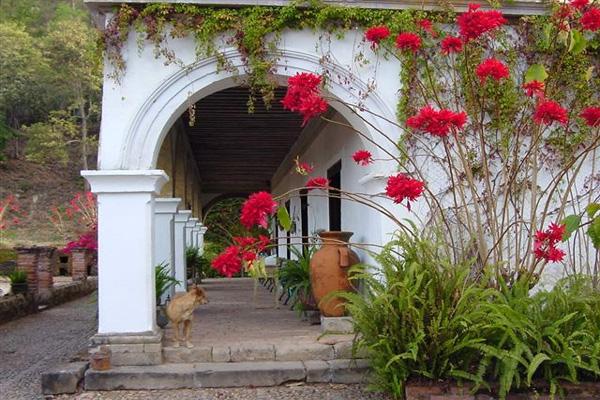 Hacienda Jalisco San Sebastian del Oeste - Spanish Architecture Mexico