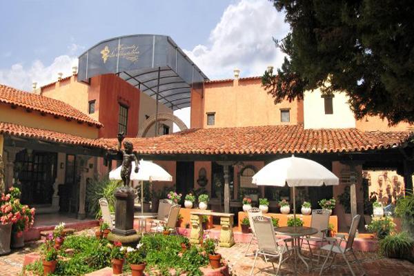 Hacienda la Magdalena Zapopan Guadalajara Colonial Mexico 17th century
