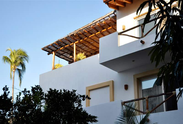 Hotel Hacienda Alemana Adult Courtyard Garden Terrace View