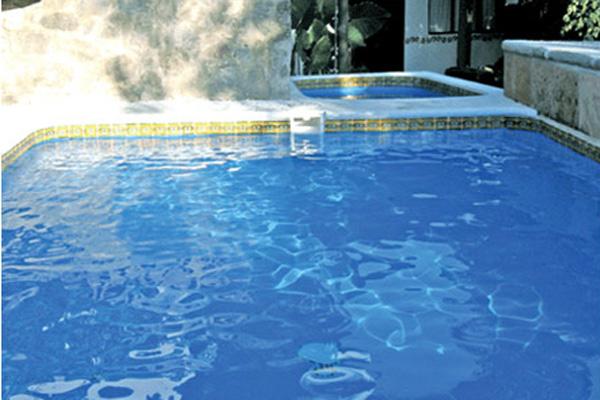 Hotel La Casona Temazcal, Temascaltepec-Valle deBravo, Mexico State Pool