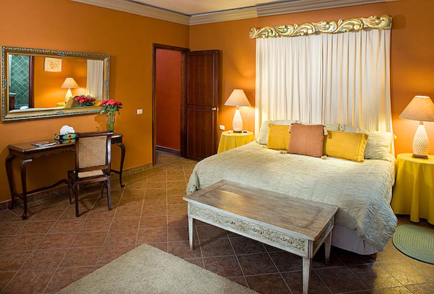 LUNA Room Casa Schuck B&B San Miguel Romantic Family Vacation