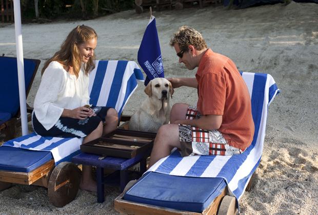 Majahuitas Eco Resort Private Couples, Backgammon and Bonding