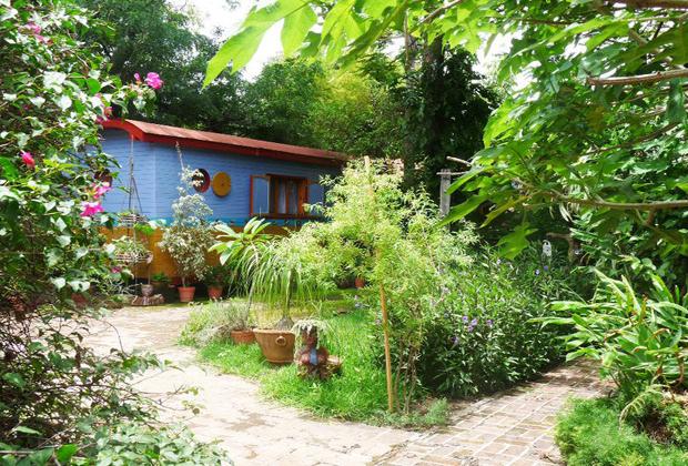 Mexico Gitano Hotele y Jardin Ajijc Mexico