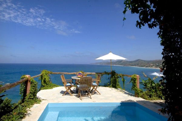Luxurious surf vacation sayulita mexico for Villas sayulita