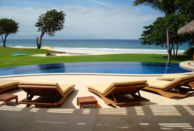 Three Jewels Retreat Luxury Villa - Punta Mita - Puerto Vallarta - Ocean Pool