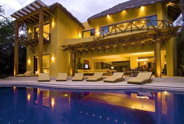 Three Jewels Retreat Pool - Punta Mita - Puerto Vallarta - Luxury Yoga & Surf Vacation