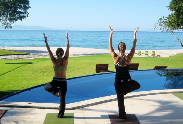 Three Jewels Retreat Punta Mita - Puerto Vallarta - Two Trees Pose
