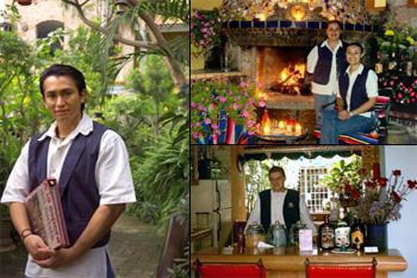 Tlaquepaque Guadalajara area Casa de las Flores Hosts