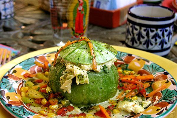 Tlaquepaque Guadalajara area Mexico Bed & Breakfast Gourmet