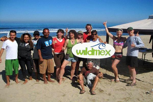 WILDMEX - SURF SCHOOL - SAYULITA HEALTHY YOGA RETREAT