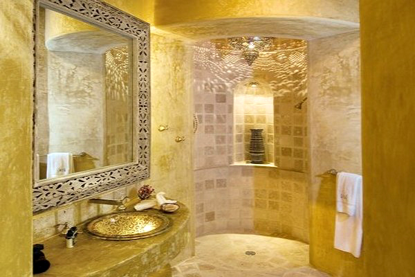 Wildmex luxury villa large washroom Sayulita Nayarit Mexico
