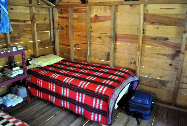 Bliss at Bosque Eco-Village Erondicuaro Michoacan Mexico Camping