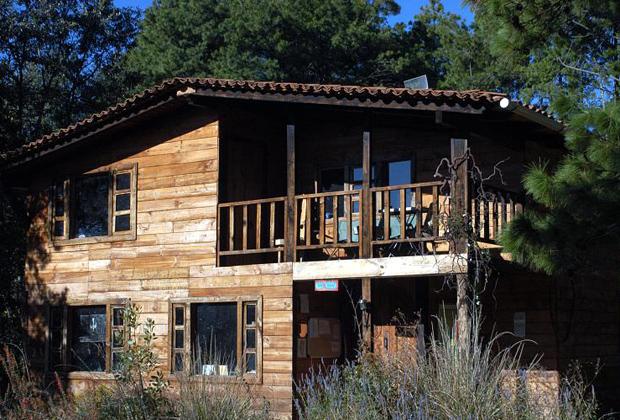 Bliss at Bosque Eco-Village Erondicuaro Michoacan Mexico Casual Vacation