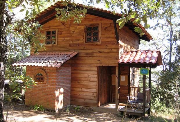 Bosque Village Erondicuaro Michoacan Mexico Bliss Eco-Vacation