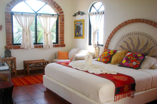 Casa Amor Del Sol B&B Folkloric Art Decor