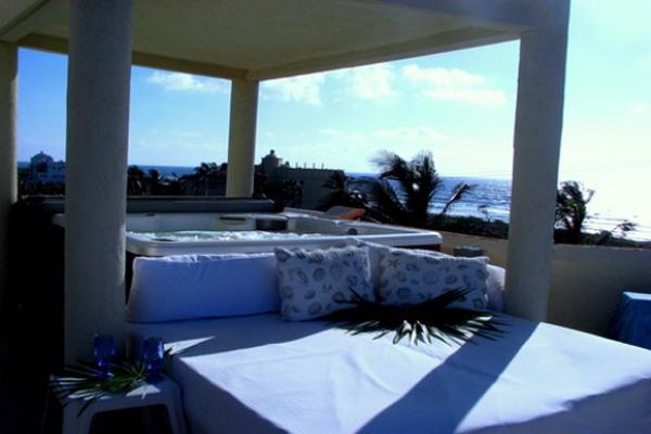 Casa Amor Del Sol B&B Near Tulum-Rooftop Jacuzzi & Sunbed