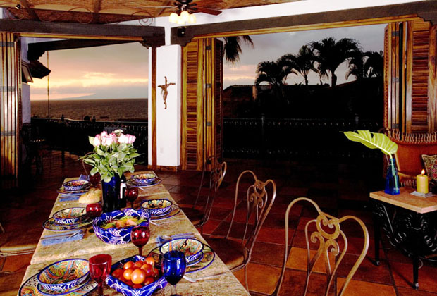 Casa Corona Puerto Vallarta Elegant Dining