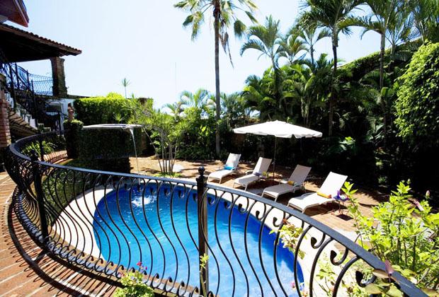Casa Corona Puerto Vallarta Outdoor Pool