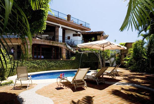 Casa Corona Puerto Vallarta Rooftop Balcony & Pool