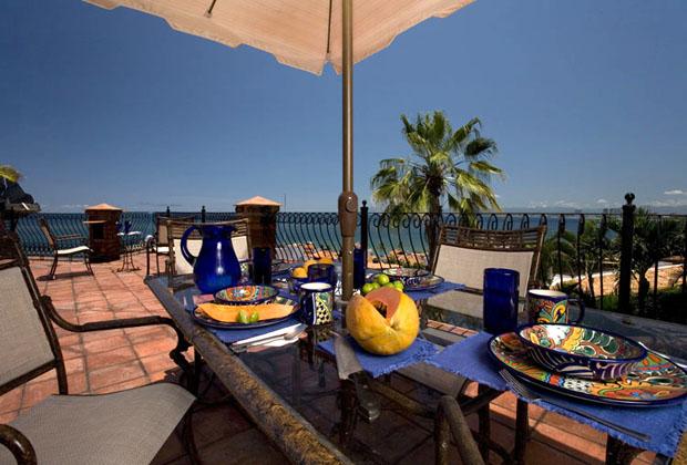 Casa Corona Puerto Vallarta Rooftop Dining