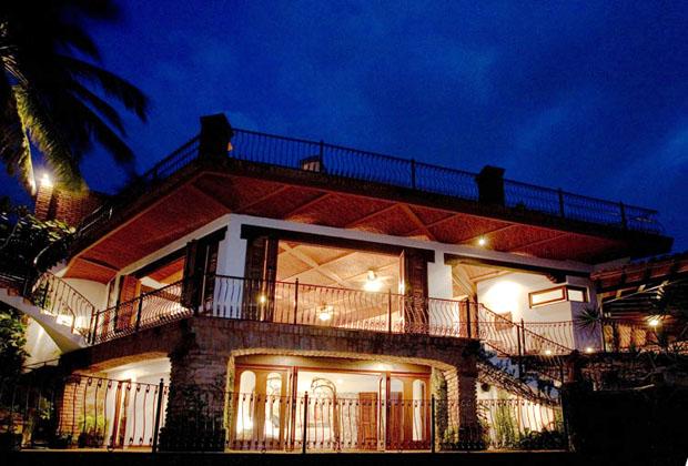 Casa Corona Puerto Vallarta Starry Night in Paradise