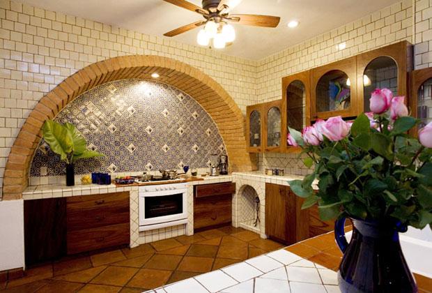 Casa Corona Puerto Vallarta Traditional Mexican Kitchen Cocina