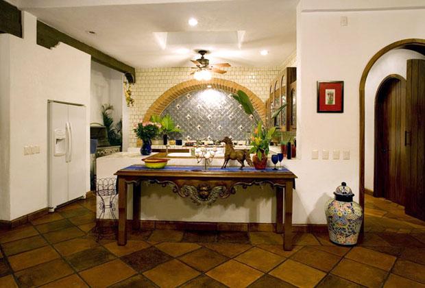 Casa Corona Puerto Vallarta Upscale Traditional Mexican Artsy Vila